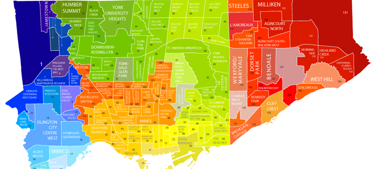 Toronto Neighbourhoods
