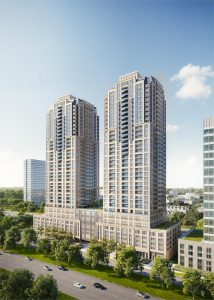 Mirabella Luxury Condos - East Tower