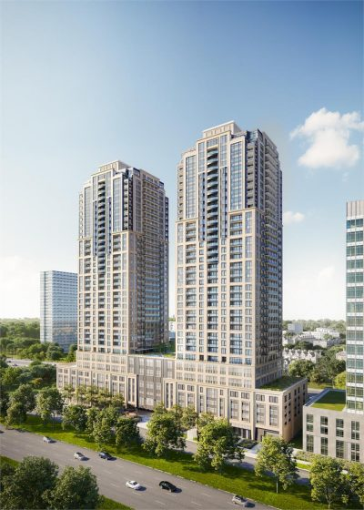Mirabella Luxury Condos - West Tower