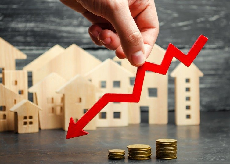 Canadian Home price falling 3 - Market News: Canadian Home Prices Falling