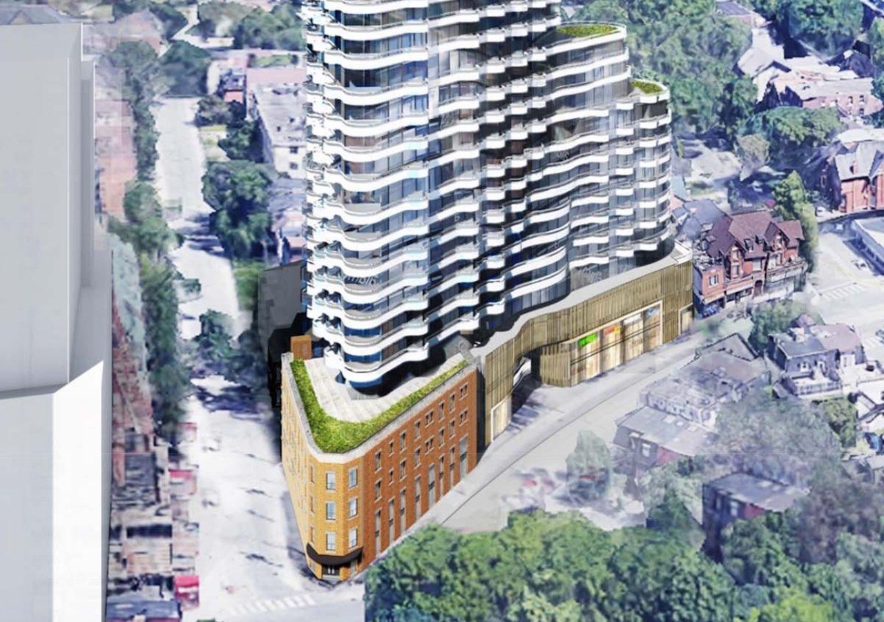 Filmores Hotel Redevelopment