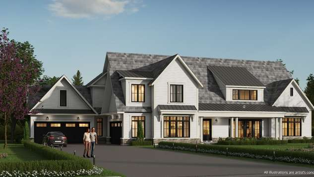 Eagles Rest Estate Homes In Barrie By Fernbrook