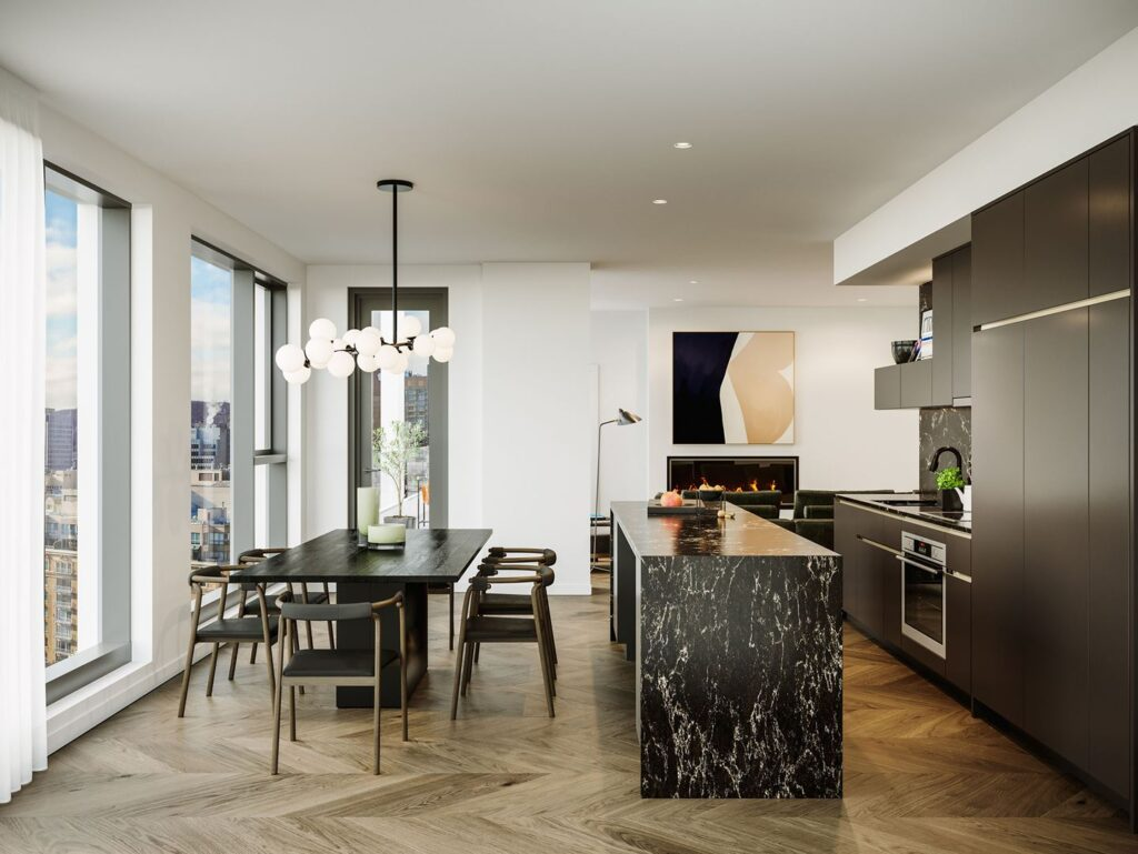 Mansfield Condos By Brivia Group Montreal